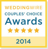 Pines Manor - WeddingWire Couples Award