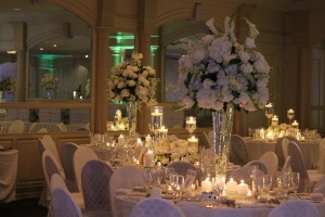 Pines Manor, Wedding reception,