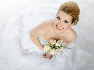 Stress-free bride